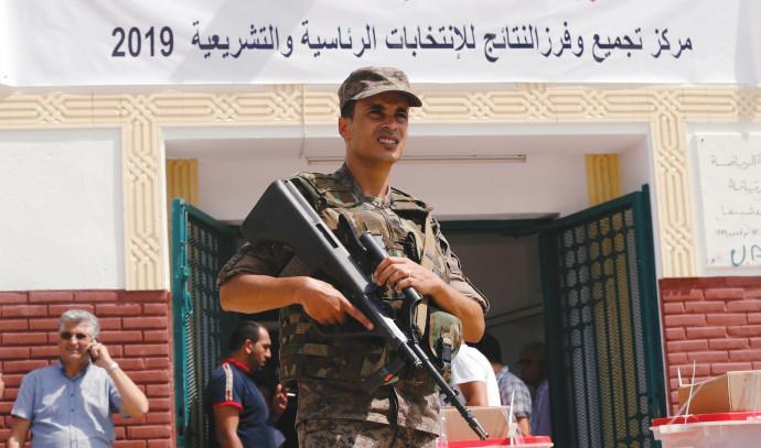 ההכנות לבחירות בתוניסיה