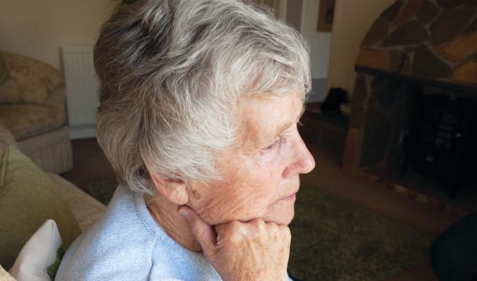 אישה מבוגרת, אילוסטרציה (למצולמת אין קשר לנאמר בכתבה)