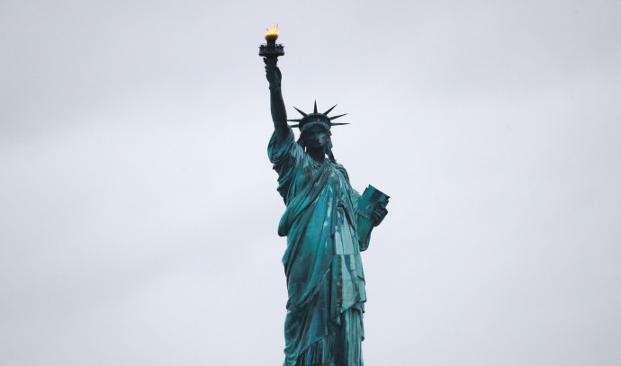פסל החירות, ארכיון