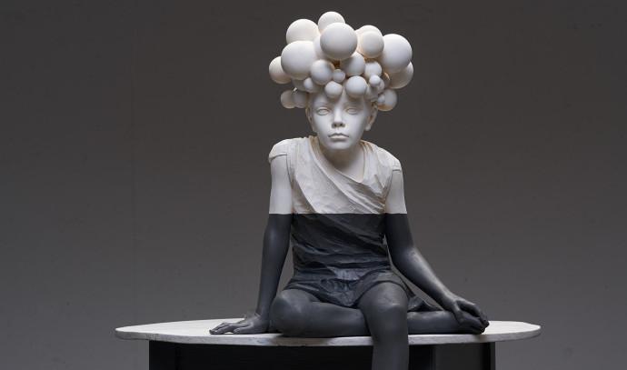 פסליו של וילי ורגינר