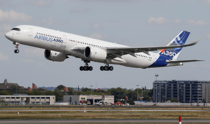 מטוס airbus a350, ארכיון