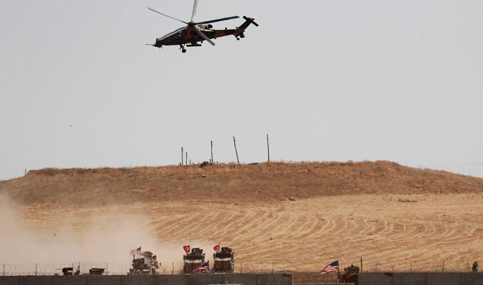 כוחות של צבא טורקיה המוצבים בסוריה
