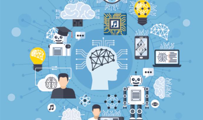 המוח האנושי והרשתות החברתיות, אילוסטרציה