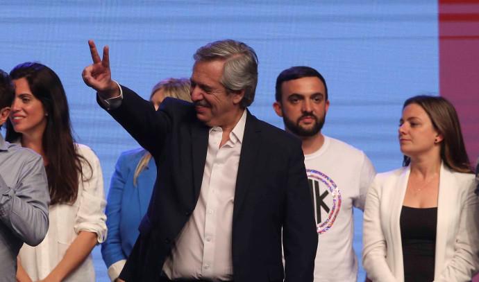 אלברטו פרננדז נשיא ארגנטינה החדש