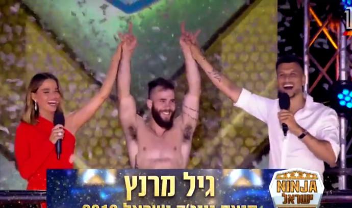 נינג'ה ישראל, גיל מרנץ