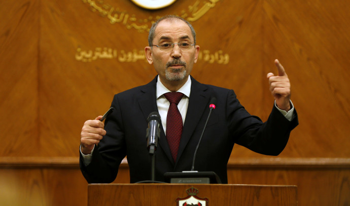 שר החוץ הירדני, איימן אל-ספדי