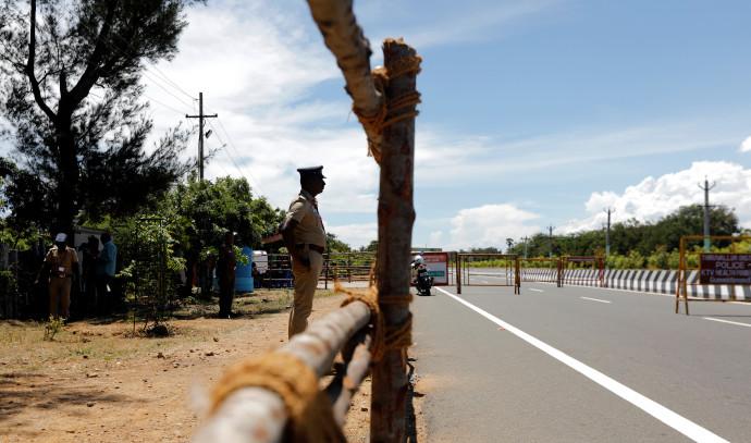 משטרה בהודו