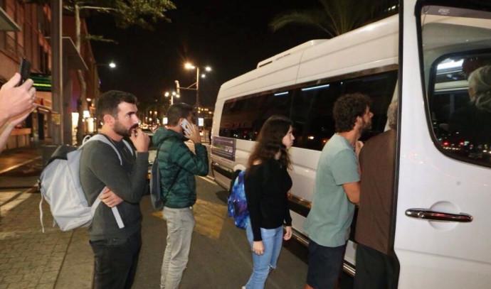 תחבורה ציבורית בשבת בתל אביב