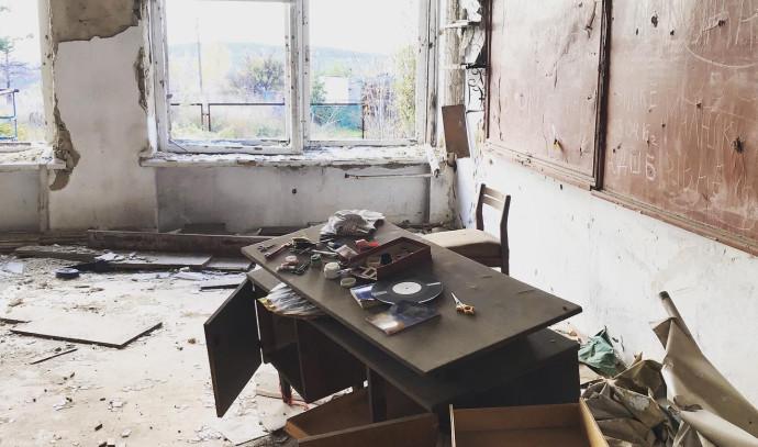 המלחמה באוקראינה