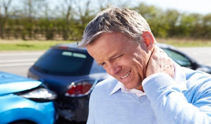 פציעה בתאונת דרכים