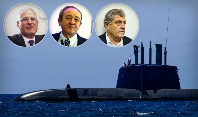 פרשת הצוללות