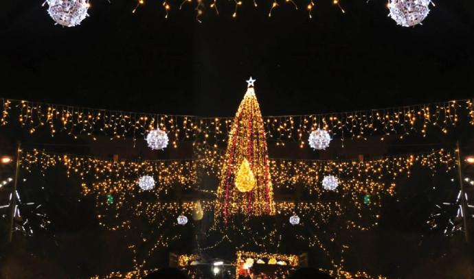 חג המולד בנצרת