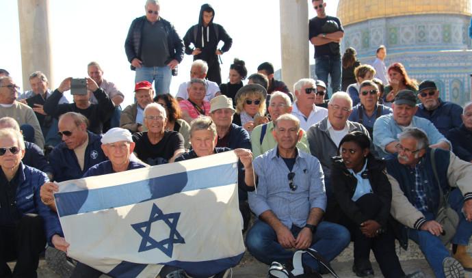"""""""הייתה לנו הזכות והחובה להוביל את האירוע ההיסטורי החשוב ביותר בתולדות העם היהודי, וזה מחייב אותנו""""."""