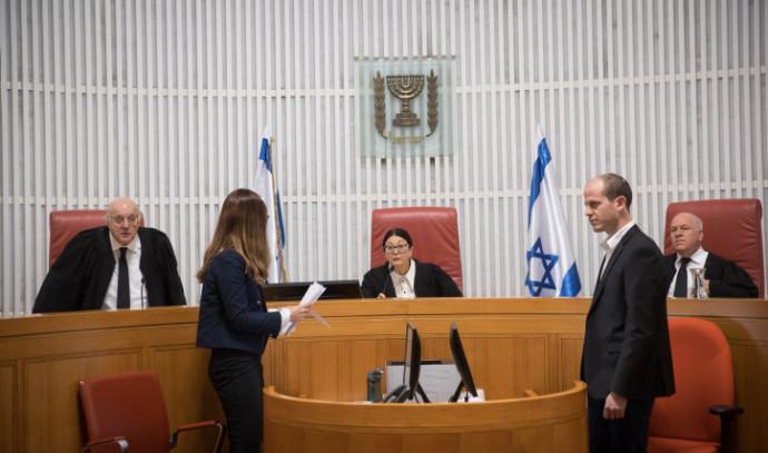 שופטי בית המשפט העליון - עוזי פוגלמן, אסתר חיות, חנן מלצר