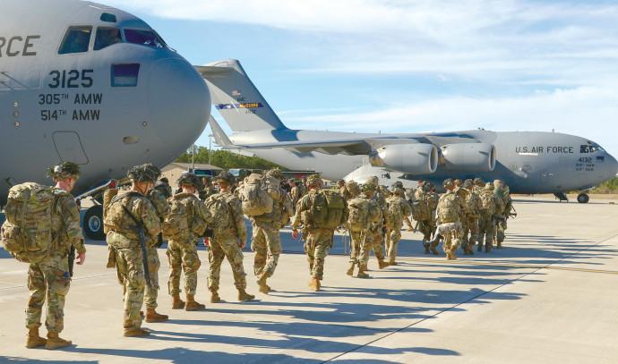 כוחות אמריקאים בעיראק
