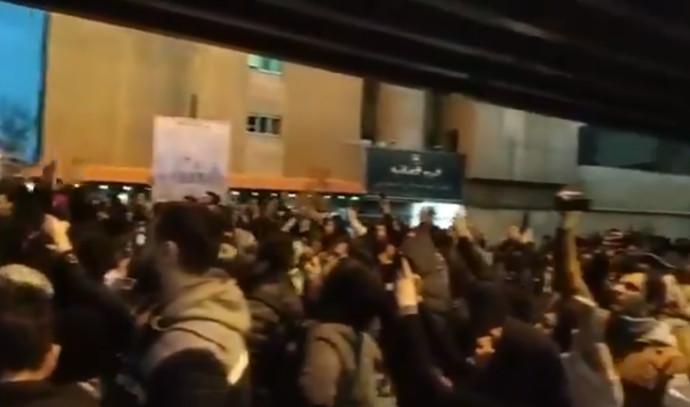 הפגנות הסטודנטים באיראן