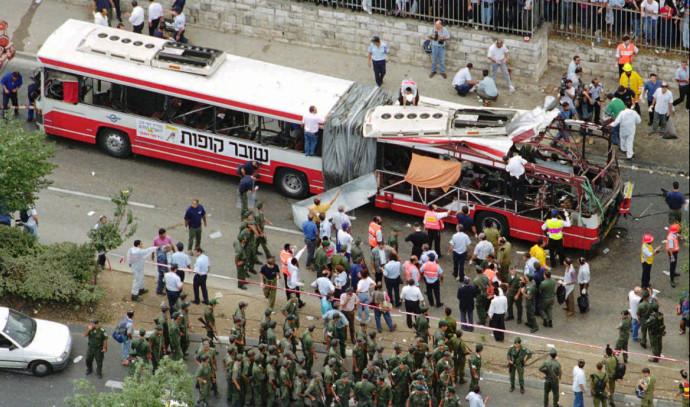 פיגוע התאבדות בקו 26 בירושלים