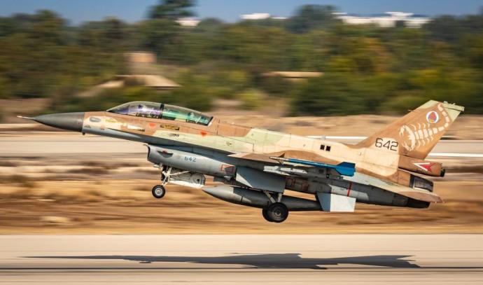 אילוסטרציה - מטוסי חיל האוויר