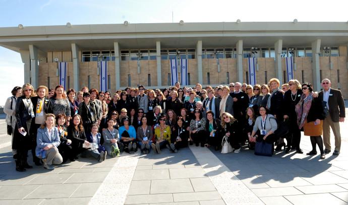 אסיפת נציגות ויצו בכנסת ישראל