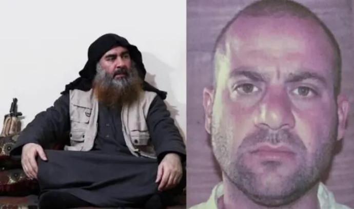 אמיר מוחמד עבד א-רחמן אל-מוואלי א-סלבי, אבו בכר אל בגדדי. צילום: רשתות ערביות