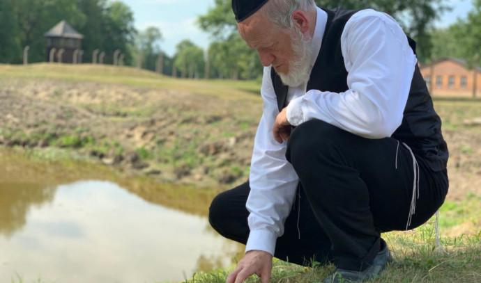 יהודה משי זהב באושוויץ