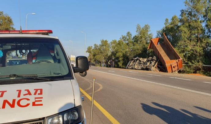 התאונה בצומת גבולות