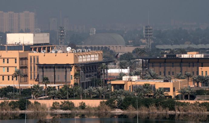 """שגרירות ארה""""ב בעיראק"""
