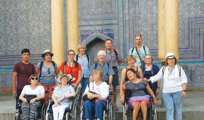 """טיולים מונגשים בחו""""ל לבעלי מוגבלויות"""