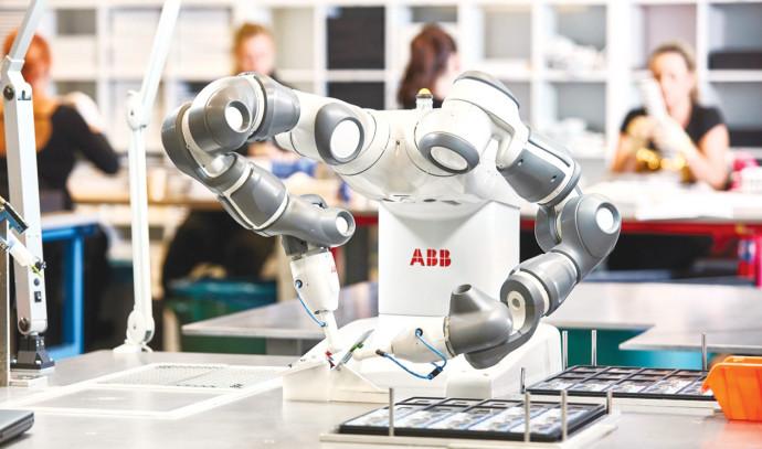 ABB רובוט