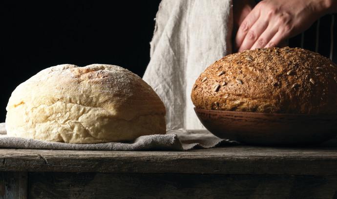 אפיית לחם