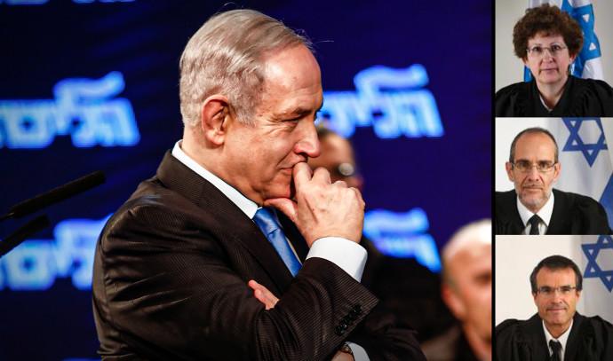אחרי בחירת השופטים- עם ישראל נפרד מנתניהו-הוא יחטוף 8 שנים בכיף 561898