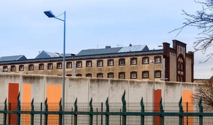 בית משפט, כלא