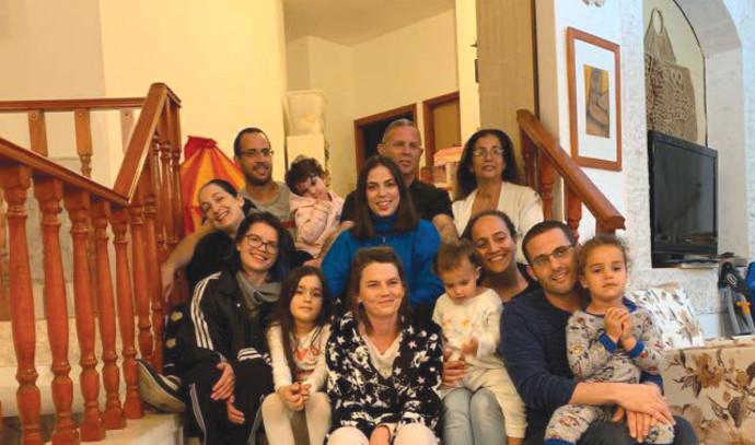 משפחת ליפשיץ המורחבת