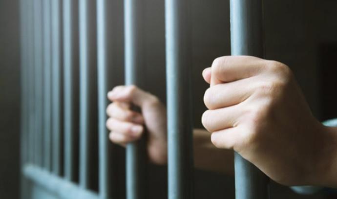 אסיר בכלא