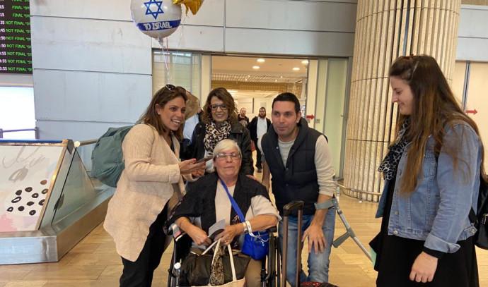 רחל ביטון - הנוסעת הישראלית שהחלימה מקורונה