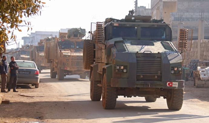 חיילים טורקים באידליב, ארכיון