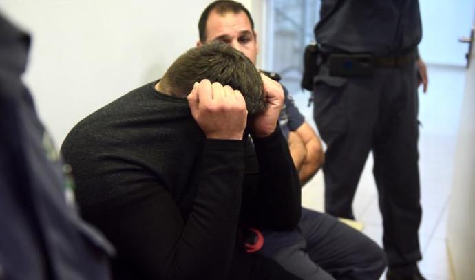 ברק בן עמי - החשוד ברצח בהודש השרון