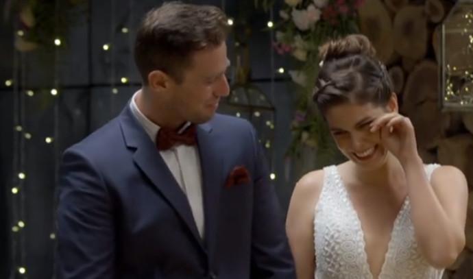 חתונה ממבט ראשון, דנית ואמיר