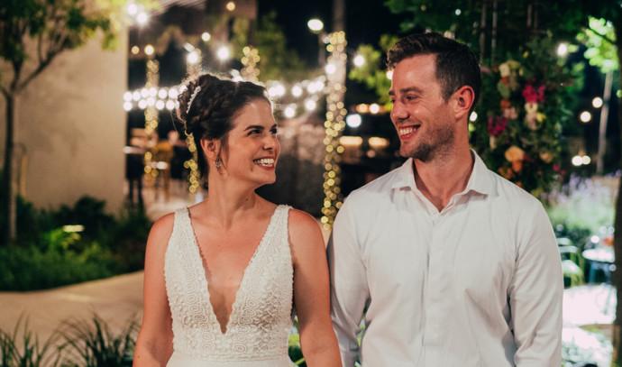 חתונה ממבט ראשון, דנית לבנת, אמיר זהבי