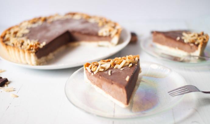 טארט שוקולד כשר לפסח