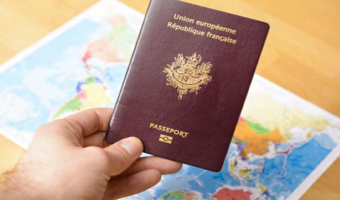דרכון צרפתי