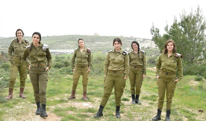 יובל תורג'מן, שי רזיאל, קארין אהרוני, ליאה ברקמן, איה שדה ועמית פרנג'י