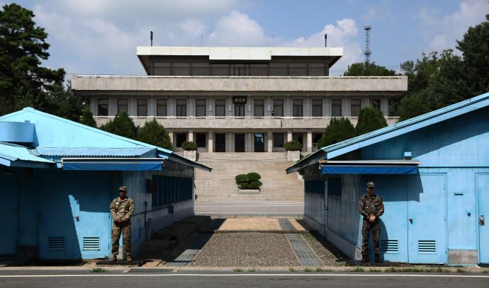 האזור המפורז בין קוריאה הצפונית לקוריאה הדרומית, ארכיון