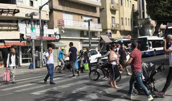 קורונה: תל אביב חוזרת לשגרה בצל ההקלות החדשות