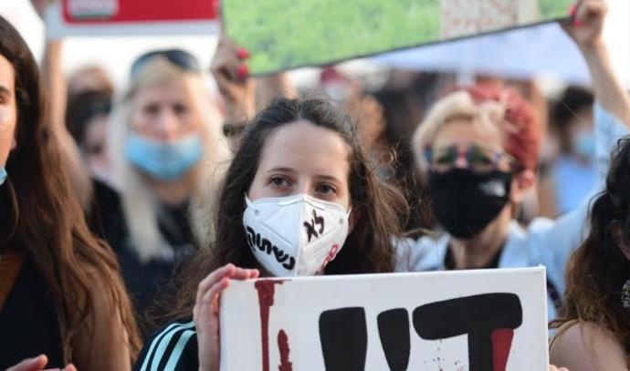 צעדת הנשים בתל אביב