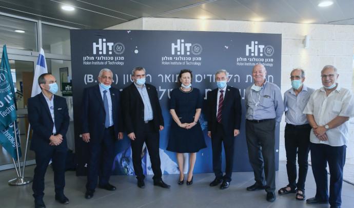 הכרזה על תוכנית תואר ראשון בטכנולוגיות דיגיטליות ברפואה ב-HIT