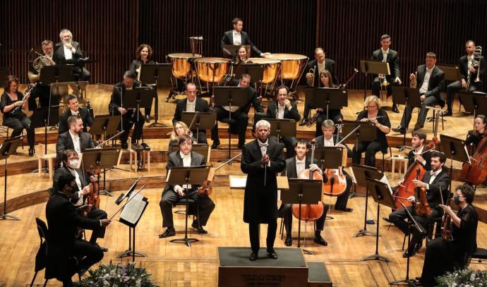 ירון גוטפריד והתזמורת הפילהרמונית