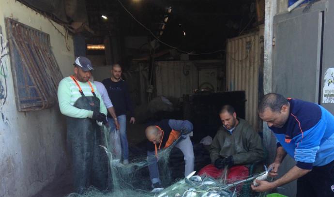דייגים בישראל