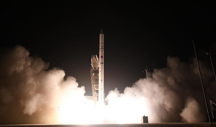 שיגור לוויין אופק 16