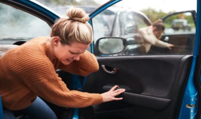 חבלה בתאונת דרכים